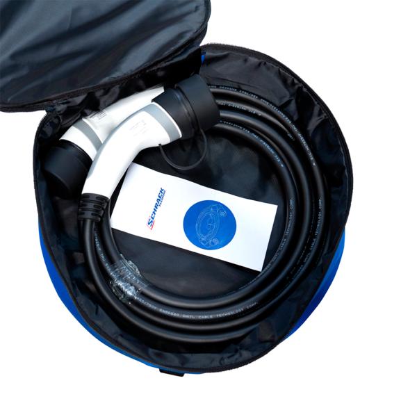 Ladekabel für Elektro Auto mit Tasche