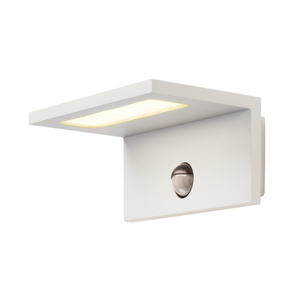 moderne LED Wandleuchte