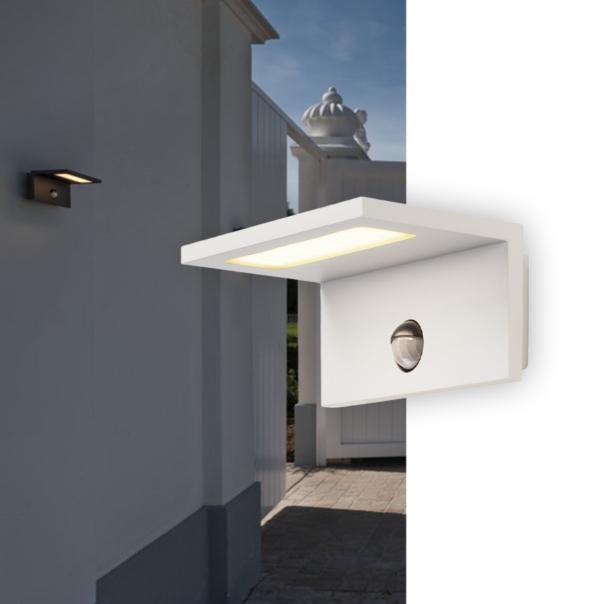 Außenbeleuchtung mit inkludierten LEDs