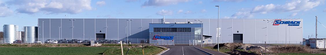 Schrack Technik Logistikzentrum