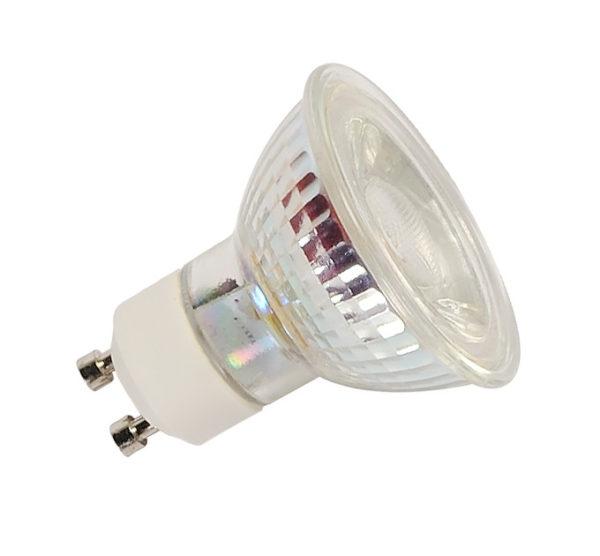 LED QPAR51 GU10 Leuchtmittel, 38°, 2700K, 400 lm,
