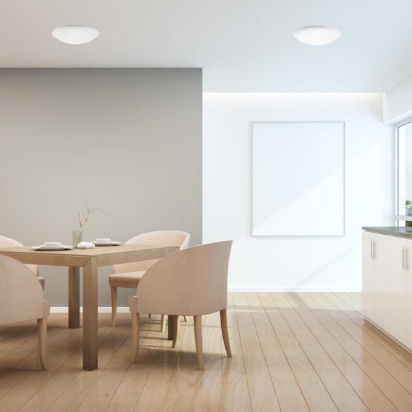 opale Innenleuchte für die Decken oder Wandmontage
