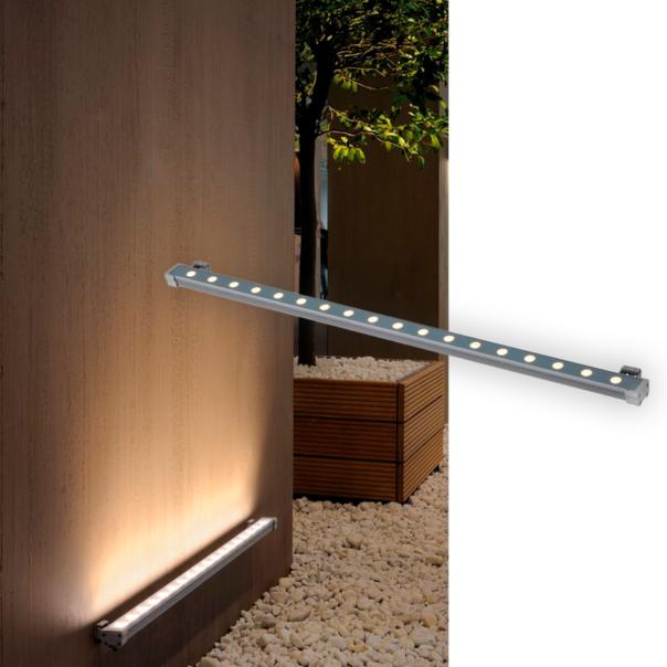 exklusiver LED Strahler Produktbild